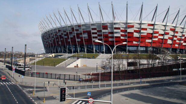 Stadion Narodowy Lech Marcinczak /tvnwarszawa.pl