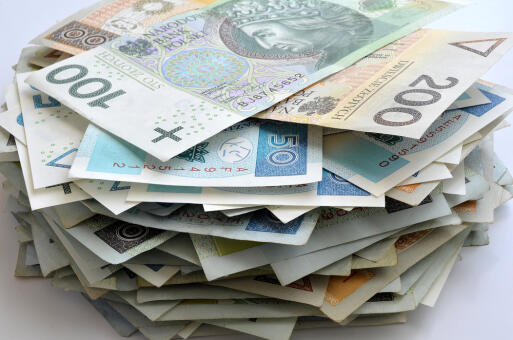 The NBP gave the value of all banknotes in circulation in Poland
