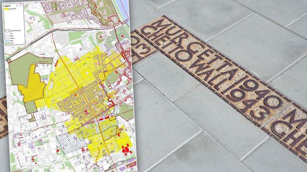 Teren getta ma znaleźć się w ewidencji Adrian Grycuk (CC BY SA 3.0), wikipedia