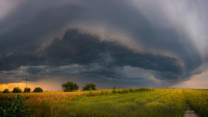 Prognoza pogody na dziś: <br />upał, burze - nawet z gradem