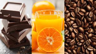 Czekolada, soki, kawa. Co jest zdrowe, a co tylko udaje?