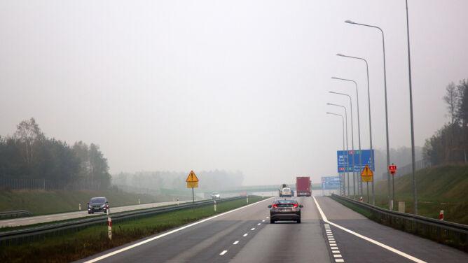Lokalne mgły i opady deszczu
