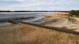 IMGW ostrzega przed suszą hydrologiczną. Są pierwsze alarmy