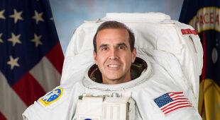 Zmiana warty na Międzynarodowej Stacji Kosmicznej (NASA)