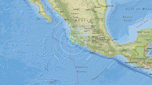 W Meksyku zatrzęsła się ziemia