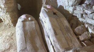 Najnowsze odkrycia archeologiczne w Sakkarze